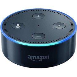 Echo Dot (2nd Generation) – Smart speaker with Alexa – Black