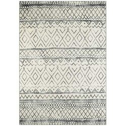 Maples Rugs Abstract Diamond Modern Distressed Large Area Rugs Carpet for Living Room & Bedr ...