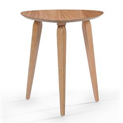 Christopher Knight Home Finnian Natural Finish Wood End Table