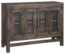Signature Design by Ashley – Hanimont Accent Cabinet – Brown